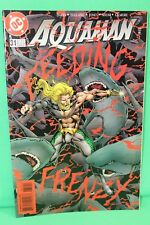 Aquaman #31 Feeding Frenzy Peter David 1997 Comic DC Comics VF