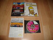 LOS SIMPSON LA PELICULA DE MATT GROENING EN DVD USADA EN BUEN ESTADO