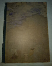 1929 LOG BOOK / JOURNAL of a NAVY FORCES OFFICER Kigdom of Romania VERY RARE!!!
