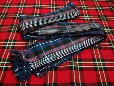 T C pour hommes KILT MOUCHE Plaid Pride of tartan écossais 3 0.5m /