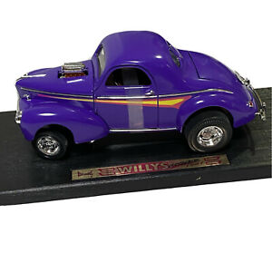 ROAD LEGENDS 1941 WILLYS COMPETITION COUPE #92278 ~ 1/18 Scale Original Box