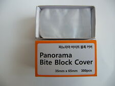 Dental - Panorama Bite Block cover sleeves 300pcs (35mm x 60mm)(1.37in x 2.36in)