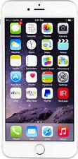 Factory Unlocked Silver iPhone 6 Plus