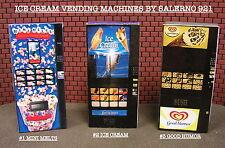 One Ice Cream Vending Machine 1:43 (O) Scale Diorama miniature!