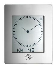 HORLOGE MURALE LCD-RADIOCOMMANDÉS DIALOG REFLEX TFA 60.4507 CLIMAT INTÉRIEUR
