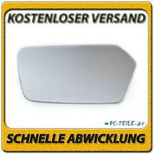spiegelglas für MERCEDES SL-Klasse R107 71-89 links sphärisch fahrerseite
