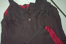 LILI GAUFRETTE Knitter-Trägerkleid Tunika Gr. 6-9 M NEU