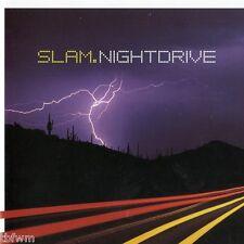 Nightdrive (DJ mix) de slam (2005) - 2cd mixed-techno tech house minimale