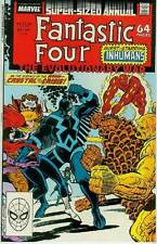 Fantastic Four Annual # 21 (Kieron Dwyer, Inhumans) (USA, 1988)