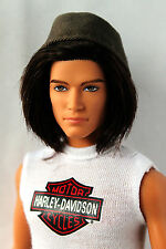 Barbie Basics Ken Model 15 Redressed Beautiful Model Muse 2