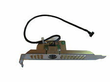 PNY/NVIDIA QUADRO 4000, 3800 STEREO bracket 699-50764-0000-001 #20
