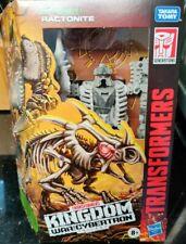 Transformers Kingdom Beast Wars Deluxe Ractonite Predacon Maximal Wave 2 Instock