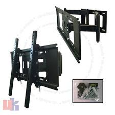HISENSE H50N5300 50 pulgadas 4K Ultra HD TV Wall Mount Bracket doble brazo de calidad superior