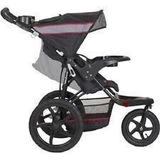3 Wheel All Terrain Stroller Jogger Baby Infant Lightweight Reclining Cup Holder
