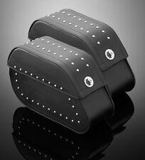 HONDA F6C / VALKYRIE Lockable Saddlebags, Pannier bags, rigid design (02-2665)