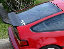 Honda CRX 88-91 2nd gen EF8 / EE8 SiR OEM look rear spoiler JDM