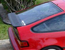 Honda CRX 88-91 2nd gen EF8 / EE8 SiR OEM look rear spoiler JDM