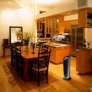 Lasko 1500 Watt 2 Speed Ceramic Oscillating Tower Heater with Remote 751320