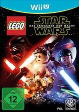 LEGO Star Wars: Das Erwachen der Macht (Nintendo Wii U, 2016, DVD-Box)