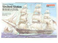 Monogram 3502 Segelschiff United States Bausatz MIB NEU! OVP 1607-05-77