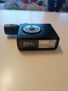 Nikon SB12 SB-12 Speedlight Flash Unit