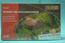 Faller 180387 Well and quellenfassungen Kit HO 1:87 NEW