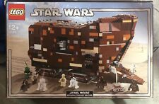 LEGO 10144 SANDCRAWLER-STAR WARS CLASSIC ULTIMATE COLLECTOR'S SET-2005-11MINIFIG