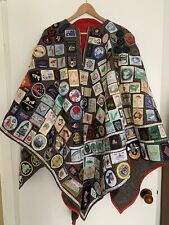 Antique Girl Guide Badge Cape