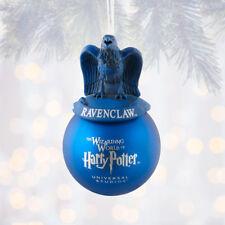 Universal Studios Harry Potter Ravenclaw Ball Christmas Ornament House Sigil