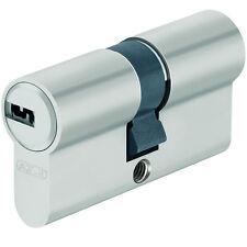 ABUS Türzylinder Profilzylinder EC550 Wende- und Bohrmuldenschlüssel 5 Schlüssel