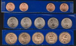 2009-P Mint Set Cents, Dollars and Quarters (Minus DC)
