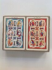 Vintage Fournier Plastic Coated Playing Cards Made in Spain No. 260/262