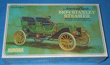 Vintage Aurora 1909 Stanley Steamer-New-Sealed 1/16 Scale-Model Car Swap Meet