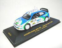 Citroen Xsara WRC No. 19 Rally Acropolis 2005  (X. Pons - C.Del Barrio) 1:43