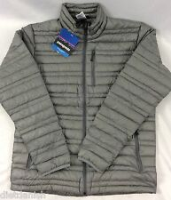 Patagonia Men's Jacket Ultralight Down 800 Fill Traceable Goose Down Grey M