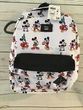 Disney Vans Backpack New With Tags Limited Collaboration