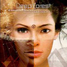 ★☆★ CD Single DEEP FORESTEndangered species 2-Track CARD SLEEVENEW
