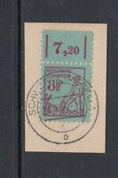 SBZ Mi-Nr. 13 x OR gestempelt auf Briefstück - geprüft Kramp BPP