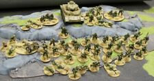 WELL PAINTED WARLORD GAMES BOLT ACTION GERMAN ARMY AFRICA KORPS 1000 POINTS #941