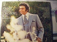 Johnny Mathis - Song Sung Blue - Columbia Records LP 1972 - VG to VG+