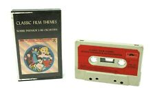 Classic Film Themes Norrie Paramor & His Orchestra Cassette Tape Polydor Records