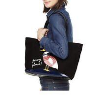 NWT KATE SPADE Expand your Horizons Pelican Francis Shopper Tote Bag Purse