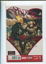 Silk #4 Marvel  Thompson Lee Herring  Near Mint Unread  MD5