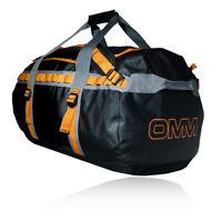 OMM Adventure Orange Black Waterproof Duffle Outdoors Sports Travel Bag Sack 70L