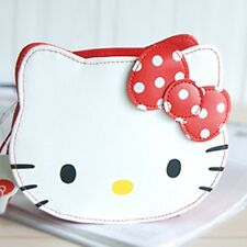 Sanrio Hello Kitty Face Cosmetic Makeup Pouch Bag Girl Gift Japan Character