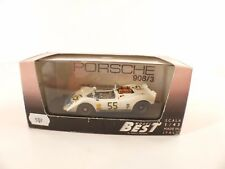Best Model 9032 • Porsche 908/3 Nurburgring 70  #55 • 1/43 boxed /boîte