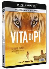 VITA DI PI (2 BLU-RAY 4K Ultra HD + BLU-RAY) DEFINIZIONE ULTRA HD