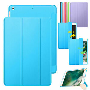 "Magnetic Smart Stand Full Shell Fold Case Cover For iPad 10.2"" 8th 7th Gen 2020"