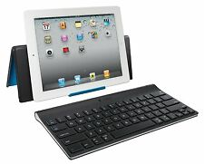 LOGITECH TASTIERA BLUETOOTH PER IPAD, IPHONE, TABLET, ecc. - UK Layout