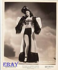 Stephanie Bachelott leggy VINTAGE Photo Lady Of Burlesque